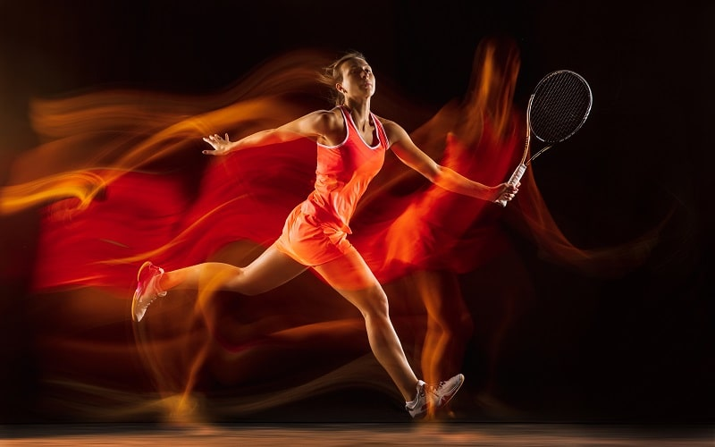 Tennis Evolution from Court, Style, Racquet and more