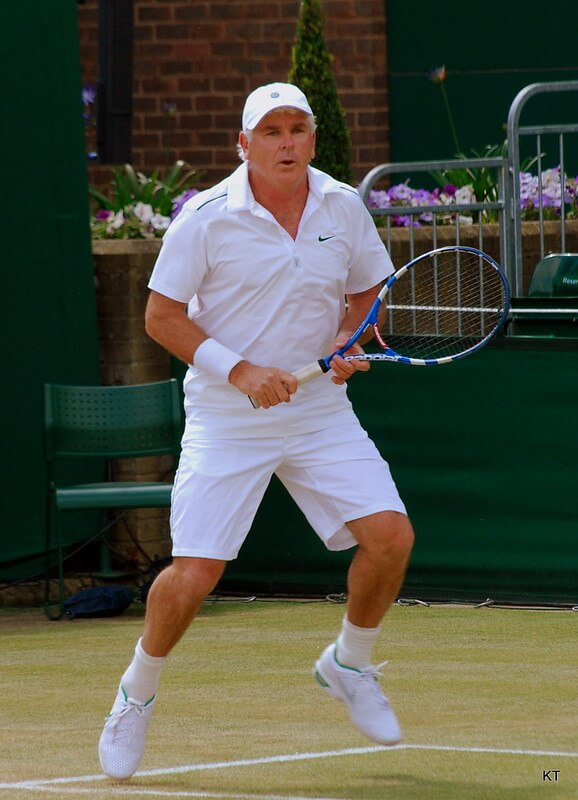 strategies for mens senior tennis