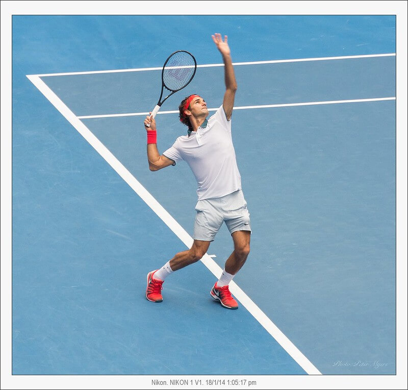 tennis tips for older players