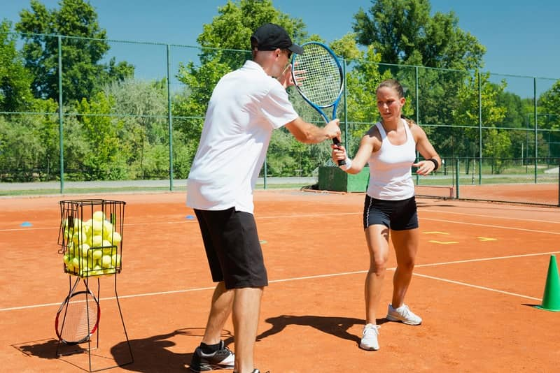 important things to know about being a tennis coach