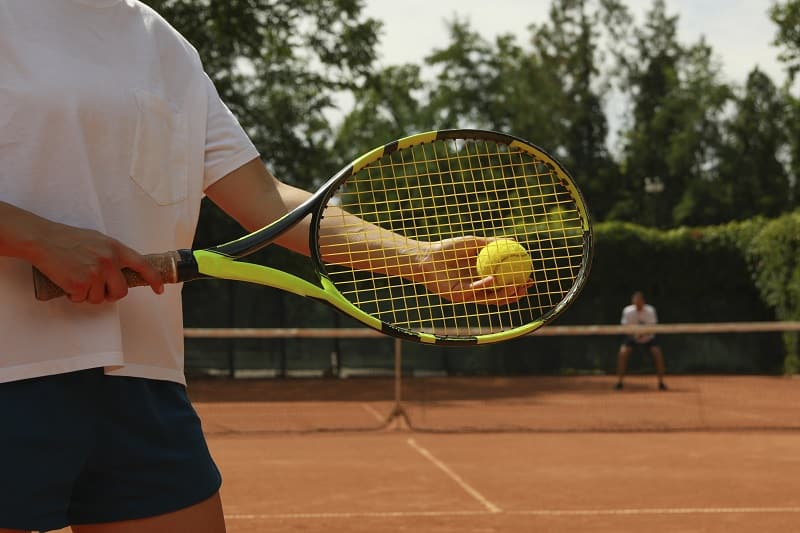 Tennis Serve for Short Players